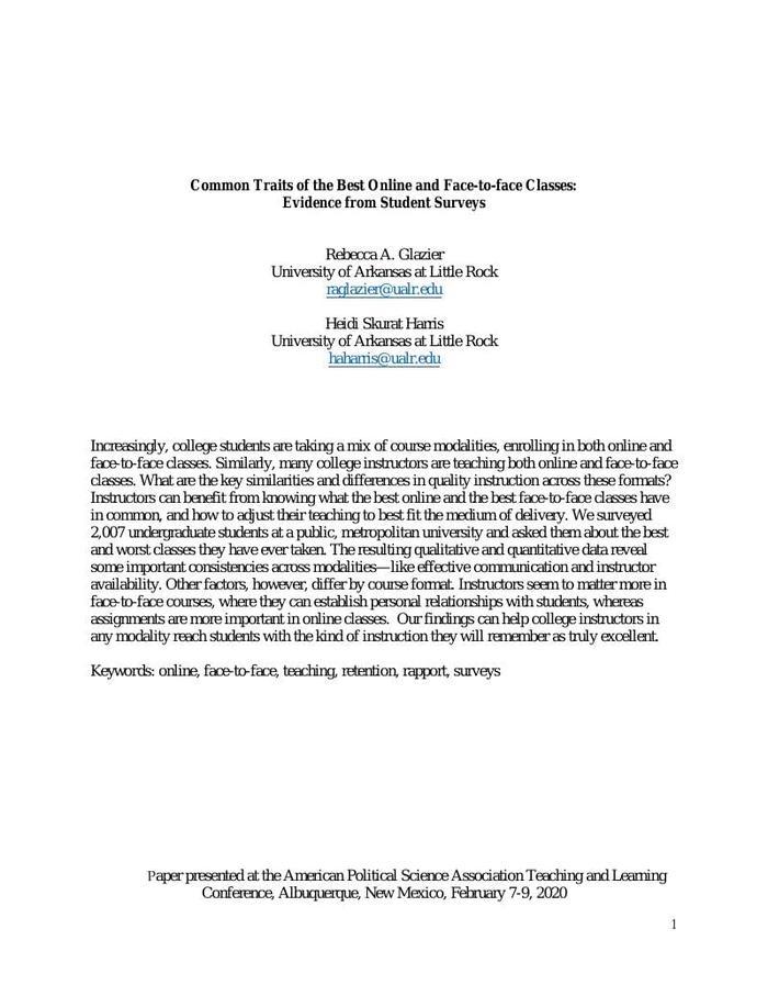 Thumbnail image of Glazier and Harris, Best Worst, APSA TLC, 2020.pdf