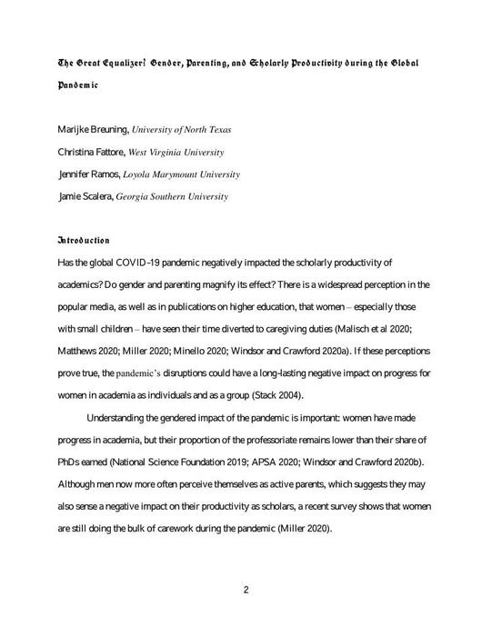 Thumbnail image of GenderParenting&ScholarlyProductivity-1.pdf