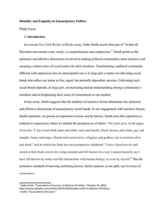 Thumbnail image of Yaure_Humility and Empathy in Emancipatory Politics (APSA 2020).pdf