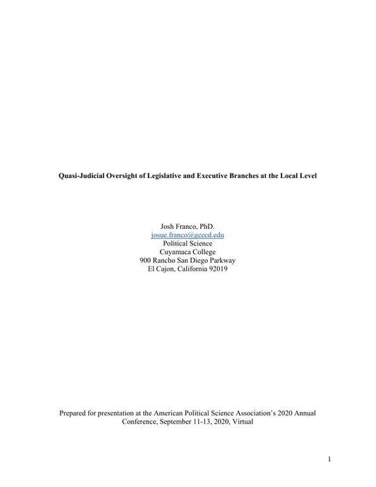 Thumbnail image of Franco Quasi-Judicial Oversight APSA 2020.pdf