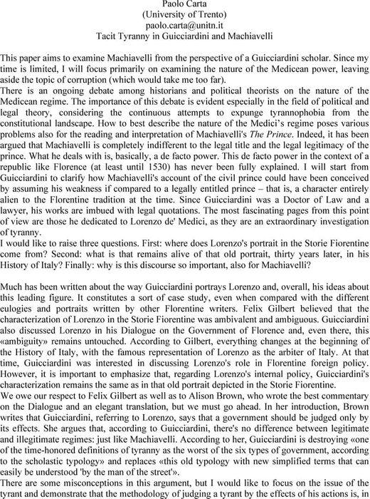 Thumbnail image of Carta Tacit Tyranny in Guicciardini and Machiavelli.pdf