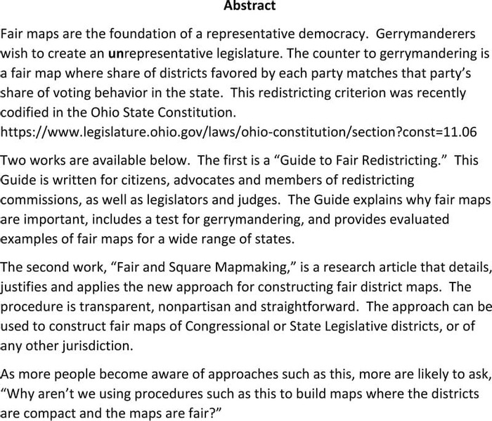 Thumbnail image of FAIR AND SQUARE REDISTRICTING with Guide Updated1.pdf