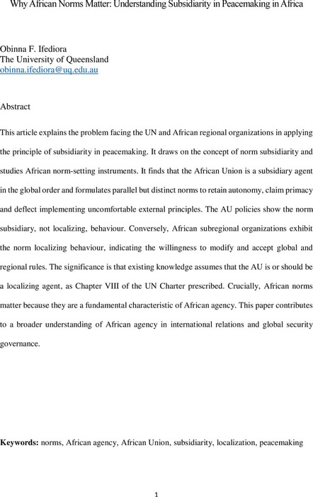 Thumbnail image of Why African Norms Matter IFEDIORA, Obinna F.pdf