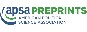 APSA Preprints home